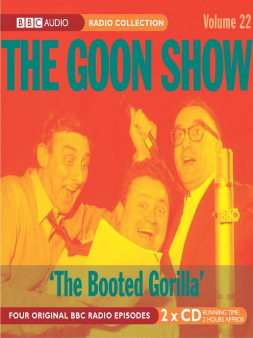 The Goon Show - The Booted Gorilla Cover