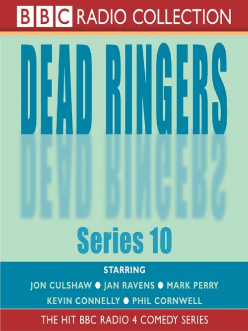 Dead Ringers, Series 10 Cover
