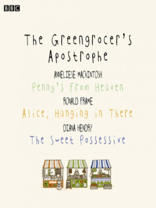 The Greengrocer's Apostrophe Cover