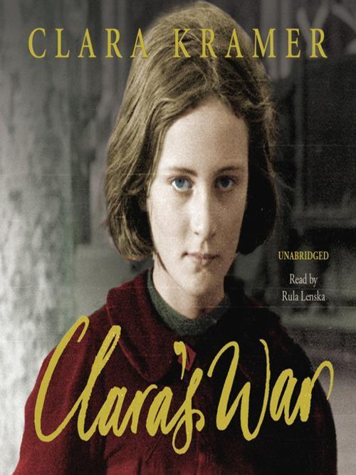 Clara's War Cover