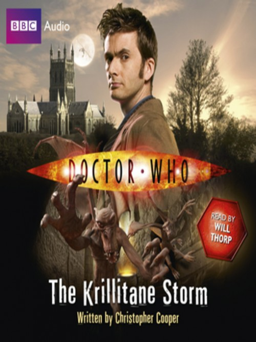 Doctor Who: The Krilltane Storm Cover