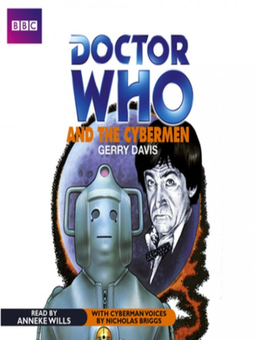 Doctor Who and the Cybermen Cover