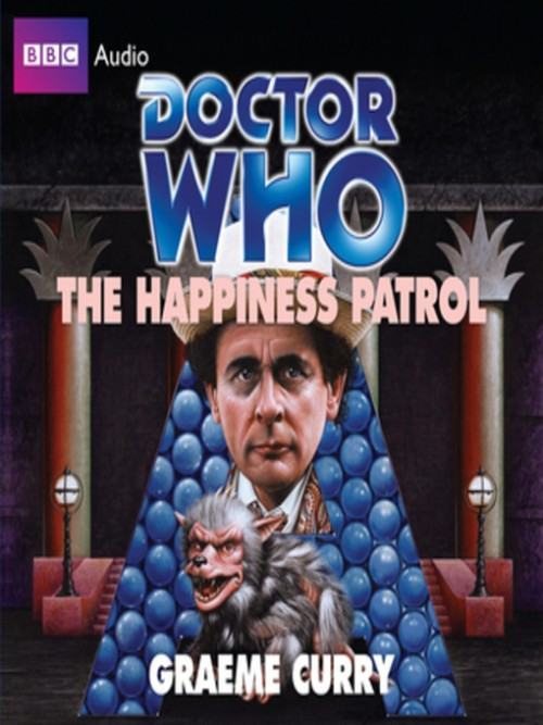 Doctor Who: The Happiness Patrol Cover