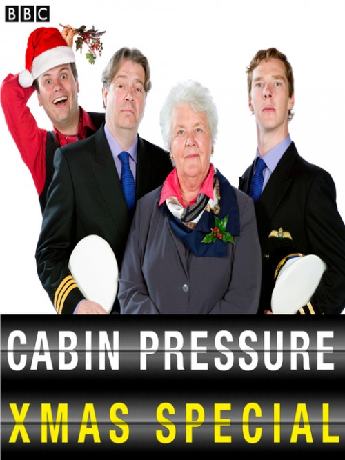 Cabin Pressure At Christmas Cover