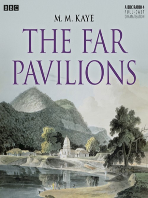 The Far Pavilions Cover