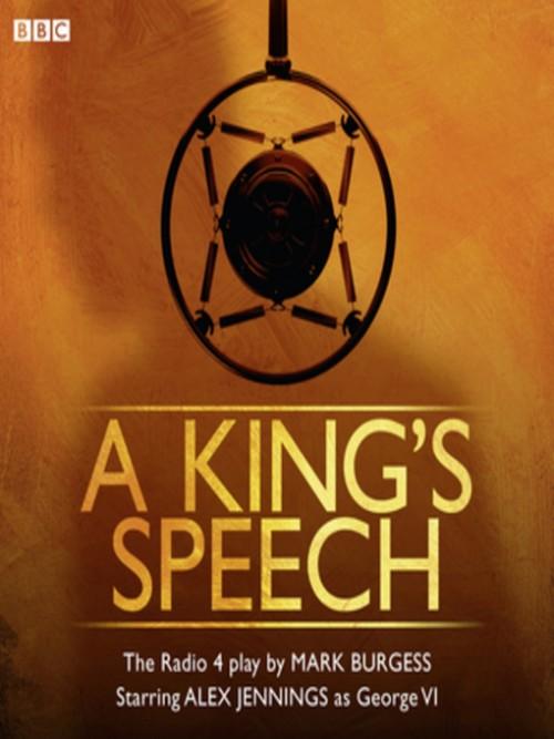 A King's Speech Cover