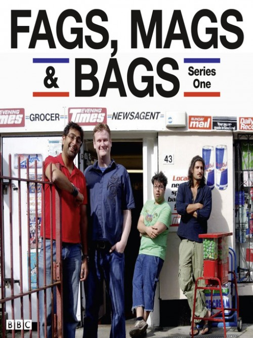 Fags, Mags & Bags Series 1, Episode 1 Cover