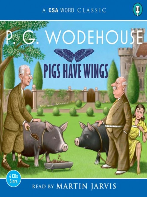 Pigs Have Wings Cover