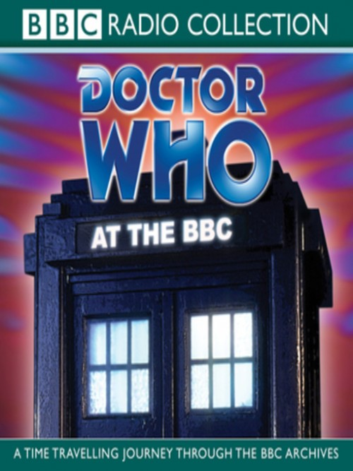 Doctor Who At the BBC Cover