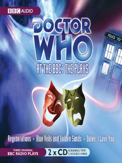 Doctor Who At the BBC, the Plays Cover