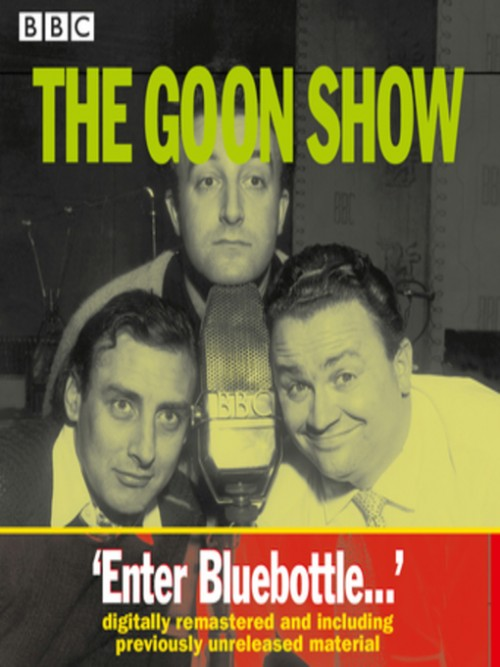 The Goon Show: Enter Bluebottle Cover
