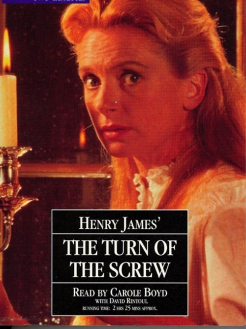 The Turn of the Screw Cover