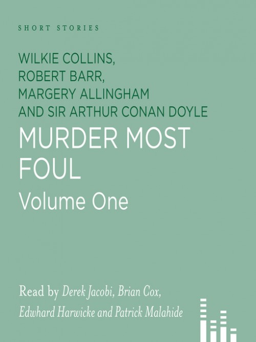 Murder Most Foul 1 Cover