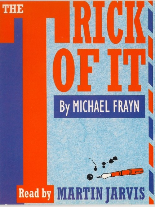 The Trick of It Cover