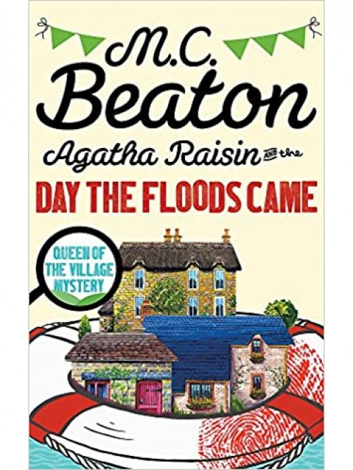 Agatha Raisin and the Day the Floods Came Cover