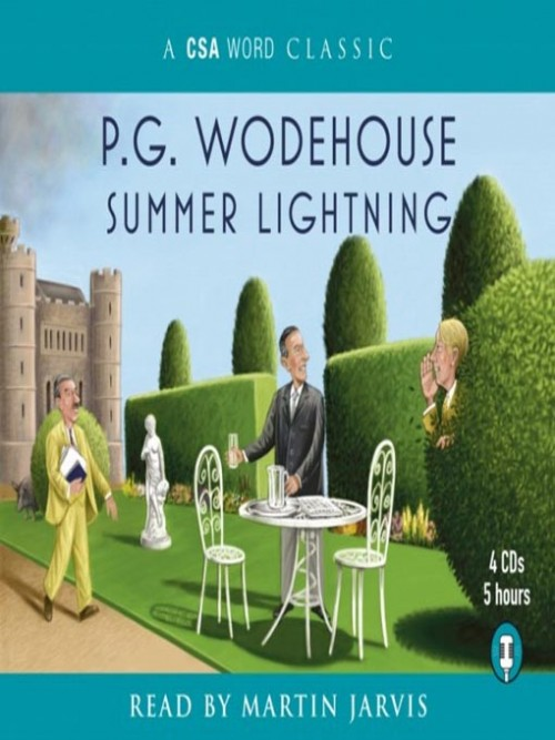 Summer Lightning Cover