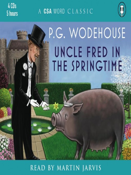 Uncle Fred In the Springtime Cover