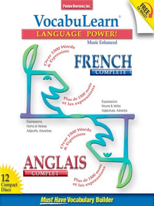 Vocabulearn French Complete. Cover