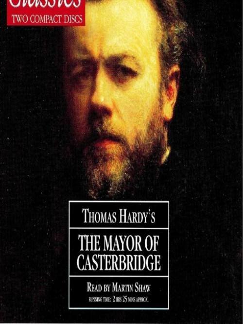 The Mayor of Casterbridge Cover