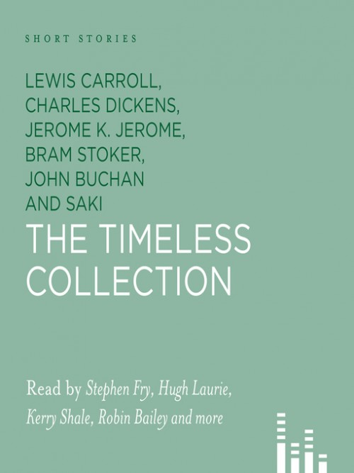 The Timeless Collection Cover