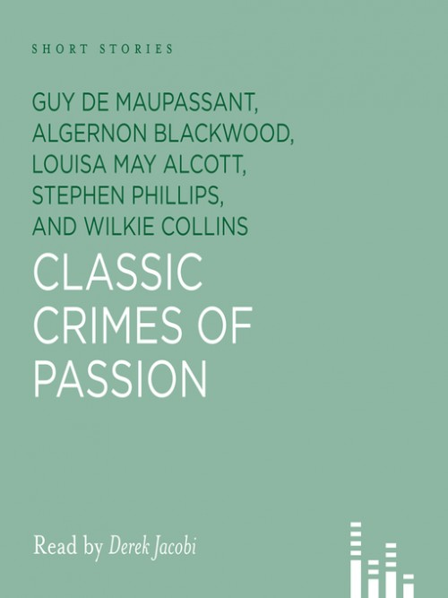 Classic Crimes of Passion Cover