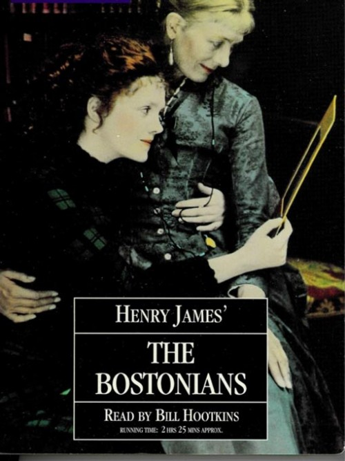 The Bostonians Cover