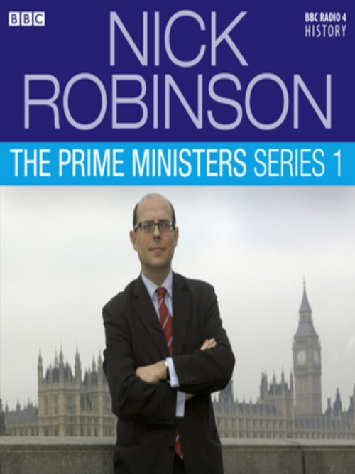 The Prime Ministers Series 1 Cover