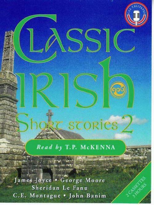 Classic Irish Short Stories Cover