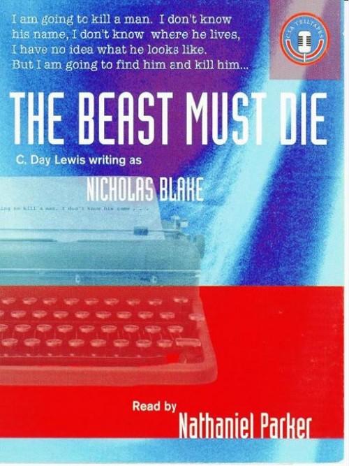 The Beast Must Die Cover