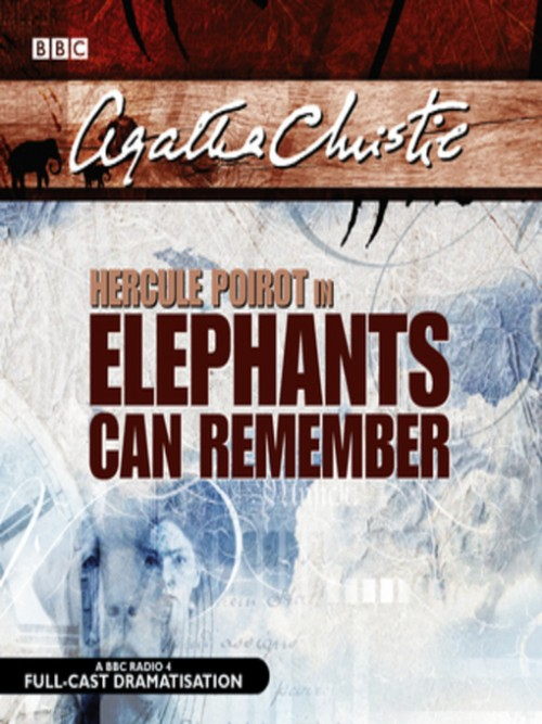 Elephants Can Remember Cover