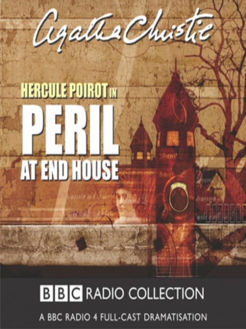Peril At End House Cover