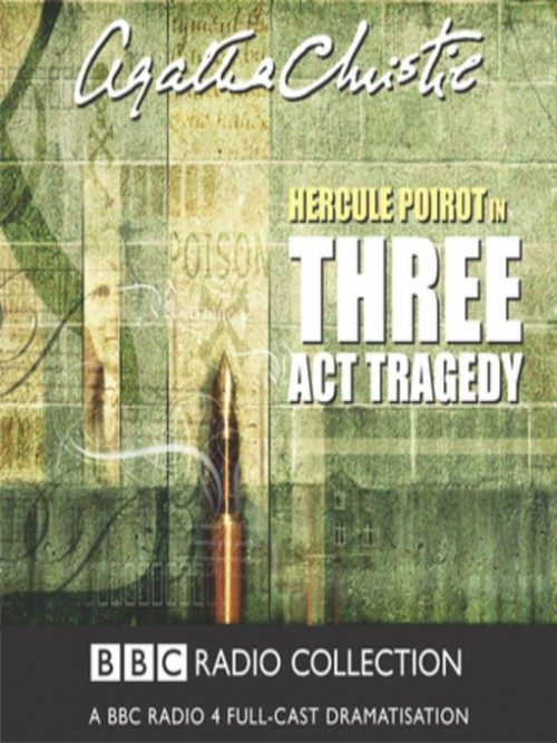 Three Act Tragedy Cover