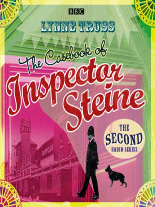 The Casebook of Inspector Steine Cover