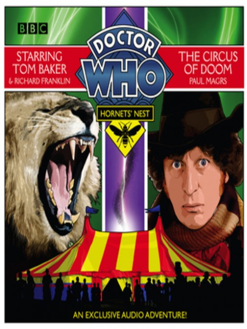 Dr Who: The Circus of Doom Cover
