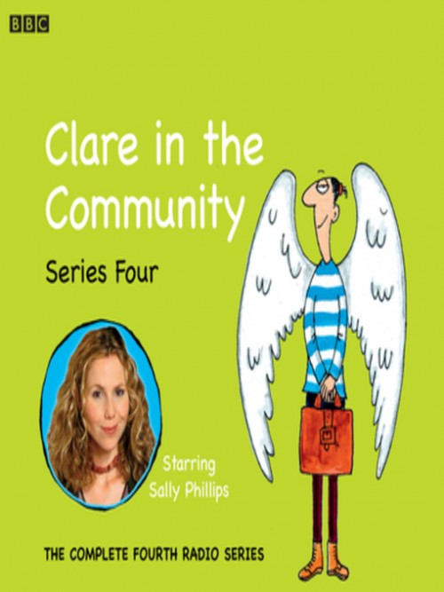 Clare In the Community, Series 4 Cover