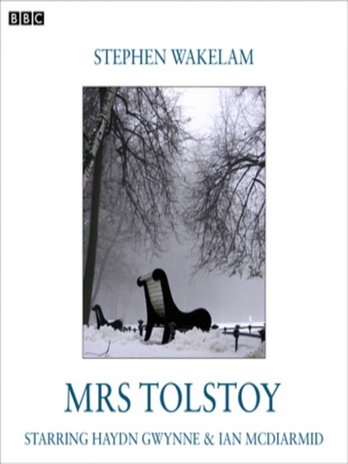 Mrs Tolstoy Cover