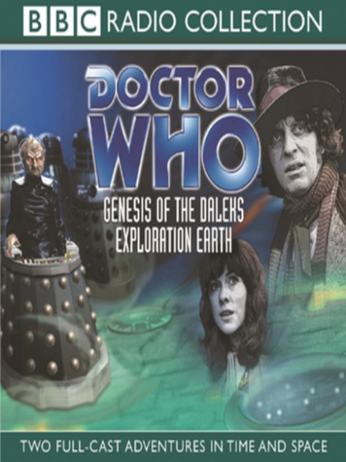 Doctor Who: Genesis of the Daleks & Exploration Earth Cover