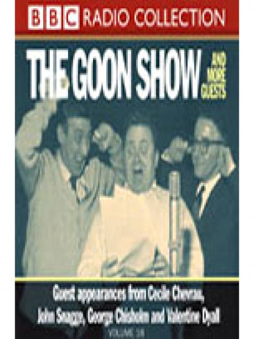 Goons and More Guests Cover