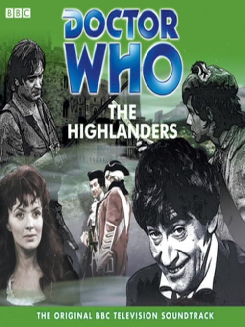 Doctor Who: The Highlanders Cover