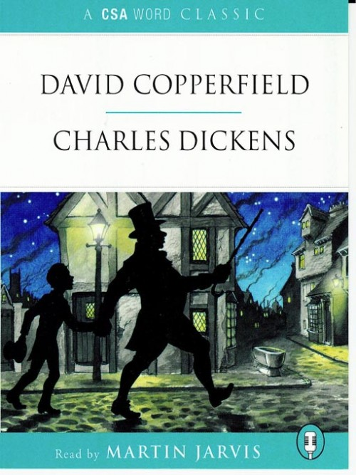 David Copperfield Cover