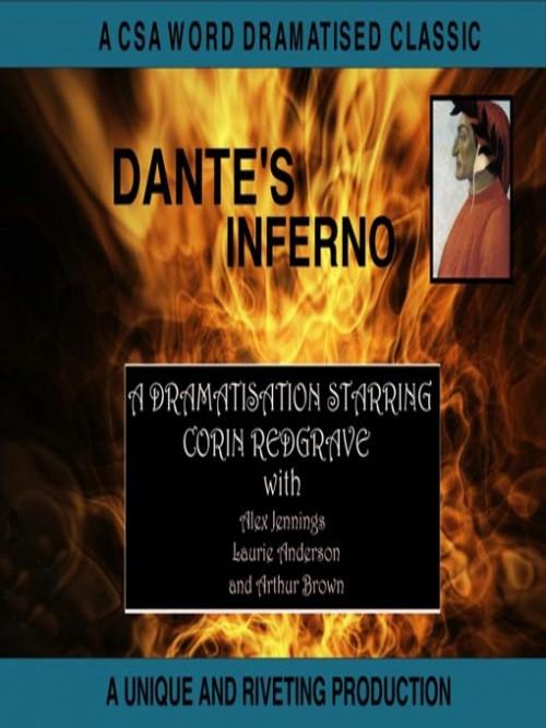 Dante's Inferno: The Divine Comedy Series, Book 1 Cover