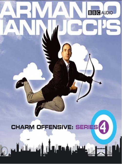Armando Iannucci's Charm Offensive, Series 4, Part 2 Cover