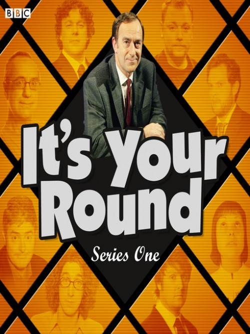 It's Your Round: Series 1 Cover