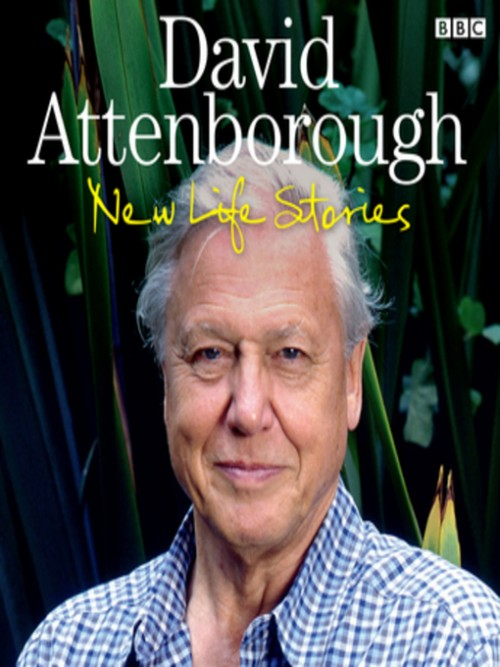 David Attenborough's New Life Stories Cover