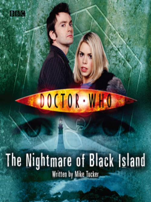 Doctor Who: The Nightmare of Black Island Cover