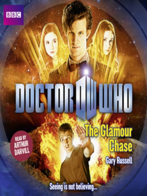 Doctor Who: The Glamour Chase Cover