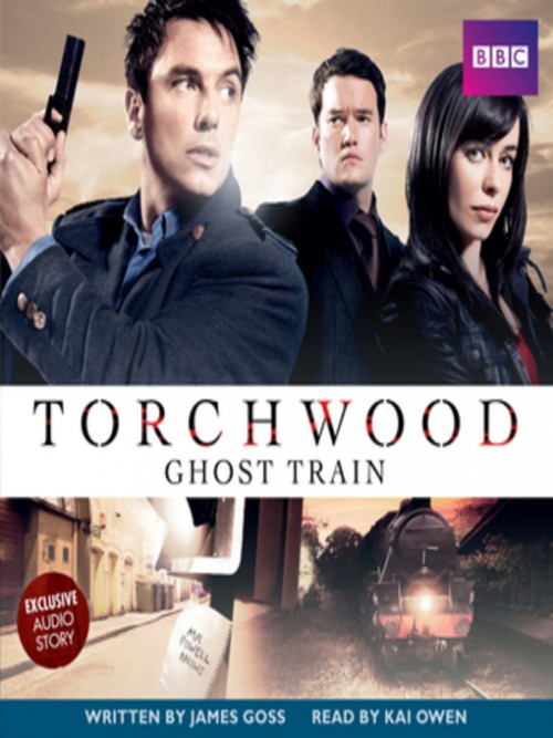 Torchwood: Ghost Train Cover