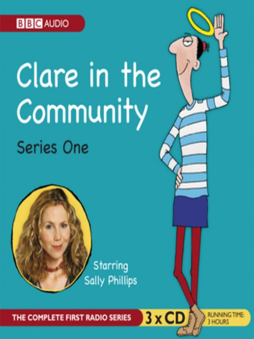 Clare In the Community, Series 5 Cover