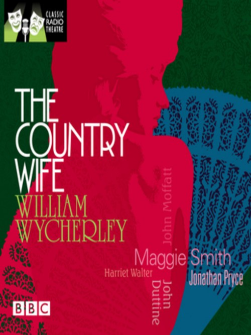 The Country Wife Cover