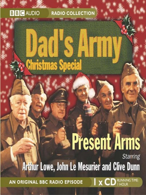 Dad's Army Christmas Special Cover